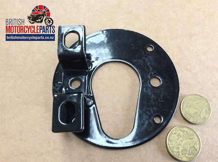 82-8283 Steel Clock Bracket - BSA Triumph