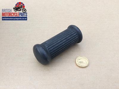 82-9051 Footrest Rubber - Short - 42-4925