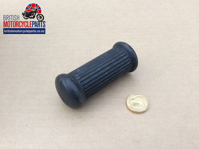 82-9051 Footrest Rubber - Short - 42-4925