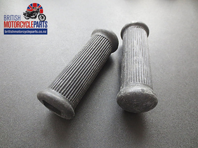 82-9054 Pillion Footrest Rubbers BSA/TRI OIF - Pair