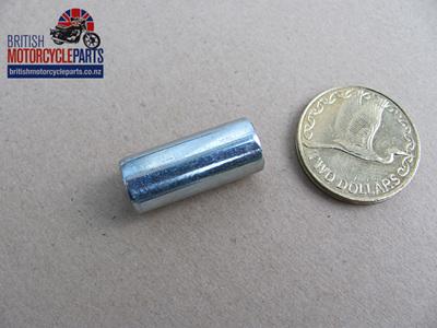 82-9063 Petrol Tank Fixing Bolt Distance Tube - T140 1973on