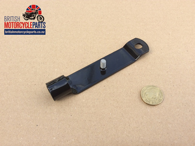 82-9255 Battery Box Mount Strap - Front - 1968-70