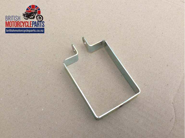 82-9317 Oil Cooler Mounting Bracket - Triples - British Motorcycle Parts Ltd NZ