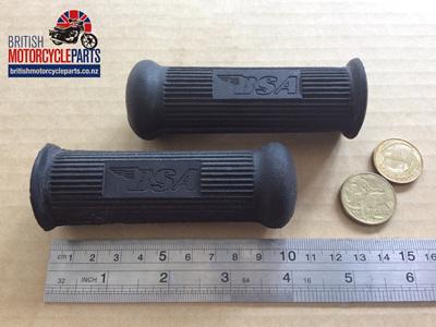 82-9603 BSA Pillion Footrest Rubber Long - PAIR