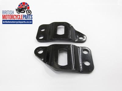 82-9610 82-9771 Front Fork Mounting Bracket Set A65