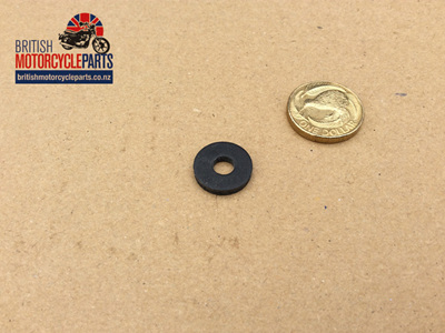 83-1377 Side Cover Knob Rubber Washer - Triumph