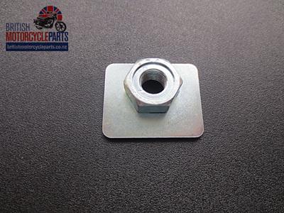 83-4086 Head Steady Nut Assembly - Triumph OIF