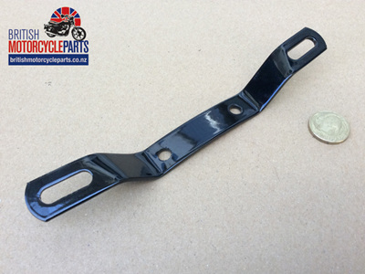 83-4784 Top Number Plate Bracket - Triumph 1973 On