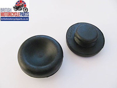 83-4931 82-9062 Gas Tank Anti Roll Rubber