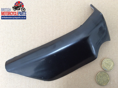 83-5362 T160 Oil Tank Styling Cover - Fibreglass