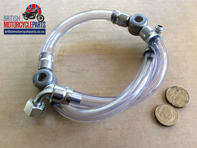83-6209 Fuel Line Assembly - T140 OIF - UK Tank