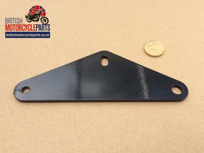 83-7582 Muffler Bracket T140 1980on - Pair