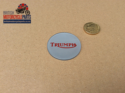 84-0026 - Triumph Petrol Tank Centre Badge
