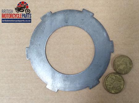 90-0037 Clutch Steel Plate - BSA Bantam