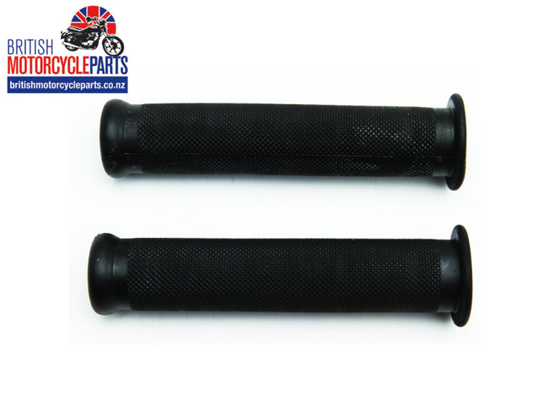 97-0230A Handlebar Grips - Triumph Pre-Unit - British Motorcycle Parts Ltd - NZ