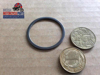 97-0445 Fork Oil Seal Retaining Washer - Upper