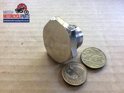 97-1065 Fork Top Nut - Triumph 1956-63