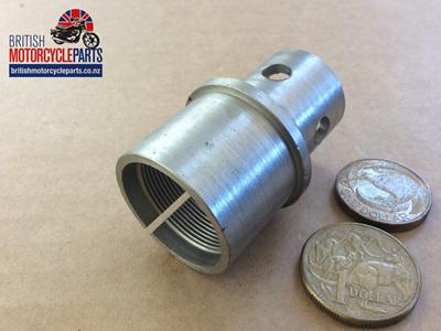97-1141 Fork Stem Nut - Nacelle - Late Type
