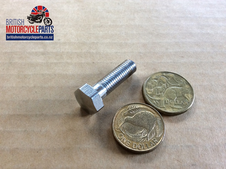 97-1340 Handlebar Clamp Bolt - Chrome