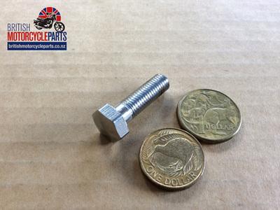 97-1340 Handlebar Clamp Bolt - Chrome