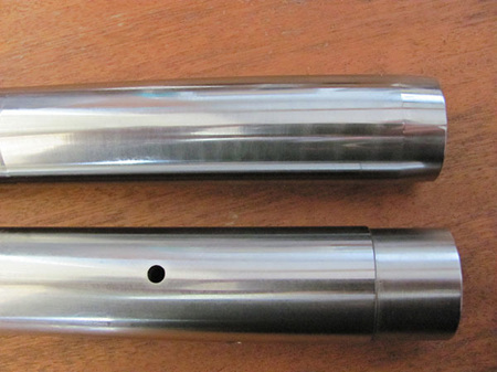 97-1889 Fork Stanchion T120 TR6 T100 5TA - 97-1890
