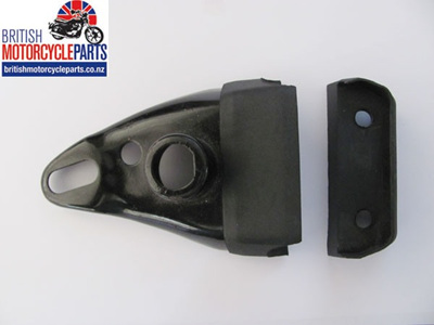 97-2208 Headlight Bracket Rubbers - Triumph