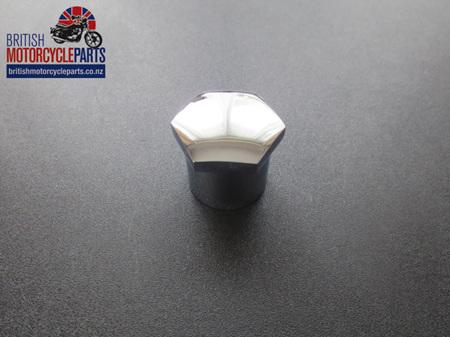 97-2263 Fork Stem Sleeve Nut - Triumph