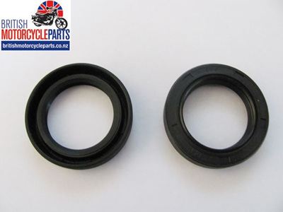 97-2641 65-5451 Fork Oil Seal - Pair