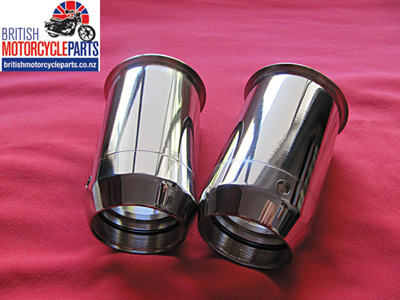 97-3633S Oil Seal Holders - Stainless - Pair