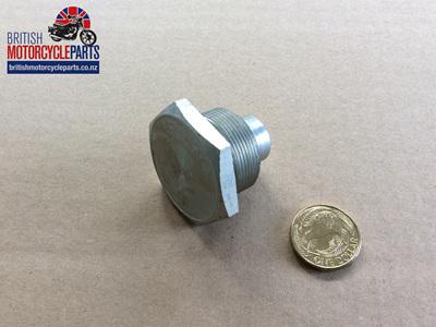 97-4258 Fork Stanchion Top Nut - BSA Triumph - Conical