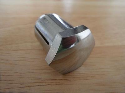 97-4317 Steering Stem Nut - Triumph Disc