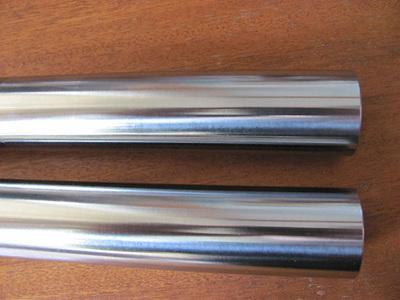 97-4380 Fork Stanchions T140 T150 T160 - PAIR