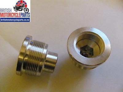 97-4387 Fork Top Nut - Disc