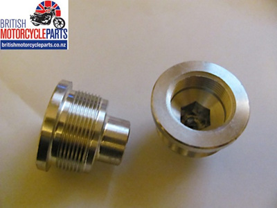 97-4387 Fork Top Nut - Disc