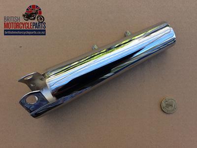 97-4558 Chrome Fork Cover RH - T160 T150