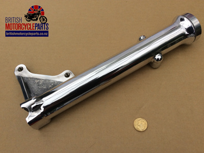 97-7159 Fork Slider RH - Triumph Twin Disc Conversion