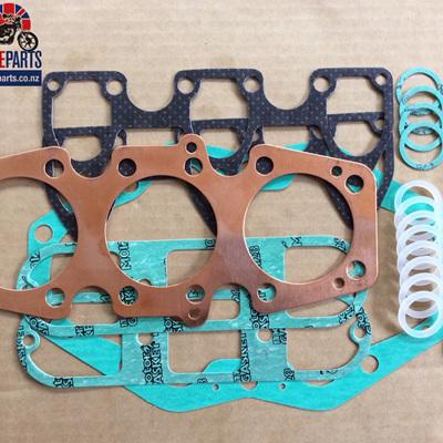 99-0039C Top End Gasket Set A75 T150 T160 - Copper