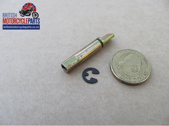 99-0173 Tacho Cable Spade - 60-0494 Tacho Cable Spade Circlip - BSA Triumph