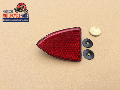 99-1030 Reflector Rear Lamp Assy 68-70 Export