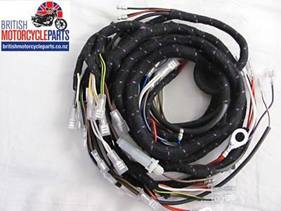 T150V Trident Wiring Loom 1973-75 - 54961595