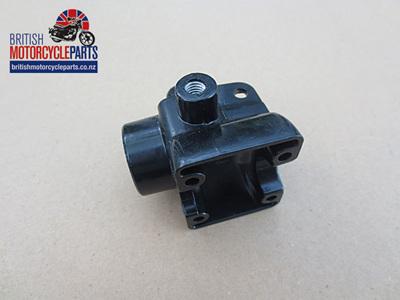 99-2753 Front Master Cylinder Housing - Triumph NOS