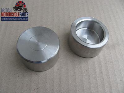 99-2765 Brake Caliper Pistons - Stainless - Triumph - PAIR