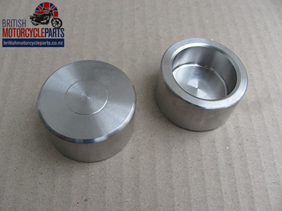99-2765 Brake Caliper Pistons - Stainless - Triumph - PAIR