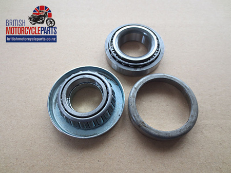 99-3733T Steering Head Taper Roller Conversion - Triumph