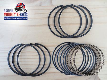 "99-3782/020 Piston Ring Set - +0.020"" - A75 T150 T160"