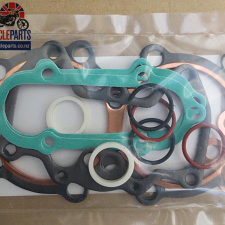 99-7001 T140 TR7 Top End Gasket Set - Composite