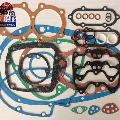 99-7002C T140 TR7 Complete Gasket Set - Copper - 836TRI