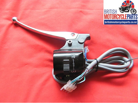 99-7047 60-7464 60-5930 Triumph T140E and Norton Commando LH Switch Gear