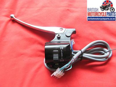 60-7464 T140E & Norton LH Switch Gear