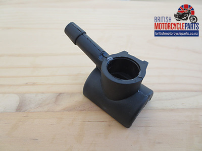 99-9931 Rear Master Cylinder Feed Pipe